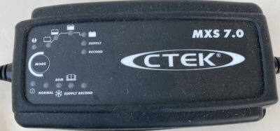CTEK MXS7.0JP電源OFF