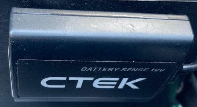 CTEK バッテリーセンス