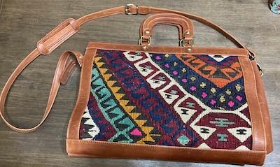 トルコ絨毯鞄