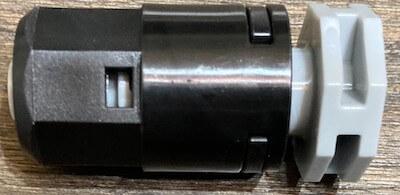 9mmジョイントエンドキャップ